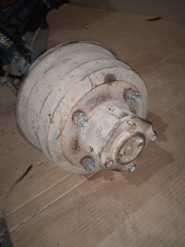 Тормозной барабан Nissan Vanette SK82VN F8 05.2005 задний левый