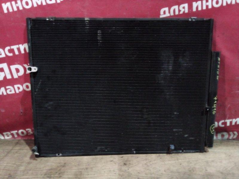 Радиатор кондиционера Toyota Alphard ATH10W 2AZ-FXE 04.2004