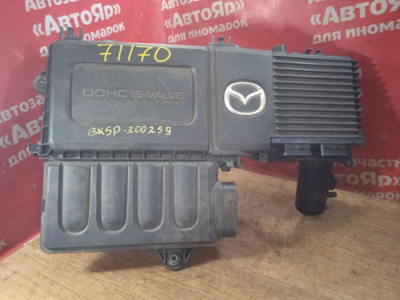 Блок управления efi Mazda Axela BK5P ZY-VE 05.2006 С корпусом возд. фильтра 279721-3541