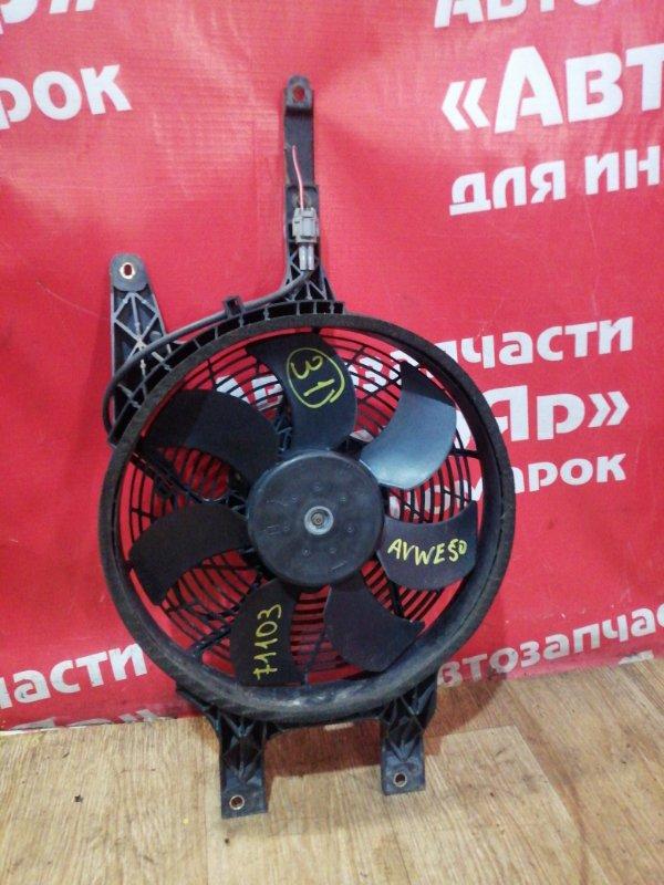 Диффузор радиатора Nissan Elgrand AVWE50 QD32ETI 12.1997