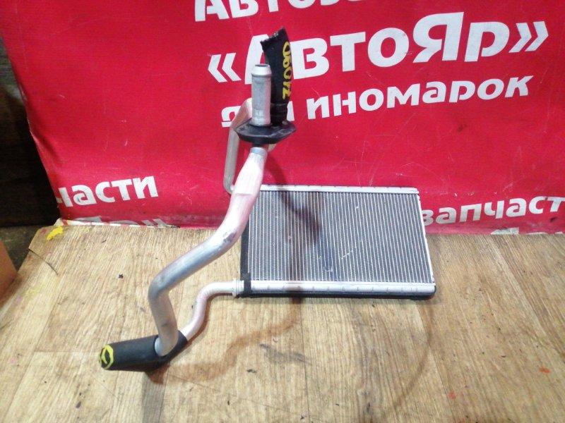 Радиатор печки Honda Accord CU2 K24A 2009