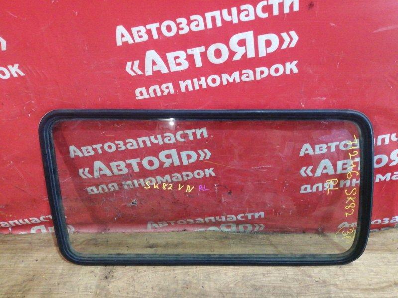 Стекло боковое Nissan Vanette SK82VN F8 05.2005 заднее левое Собачника