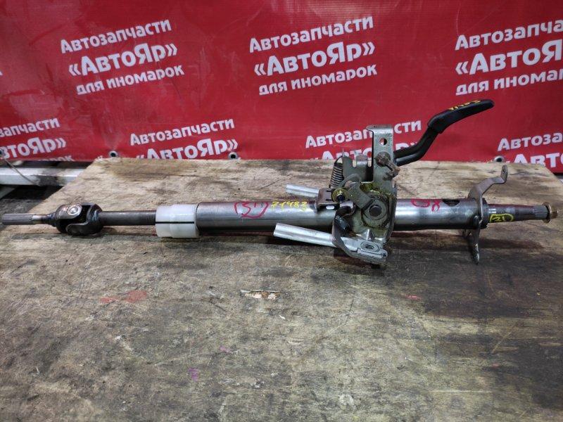 Рулевая колонка Honda Partner EY8 D16A 2001 Механическая регулировка