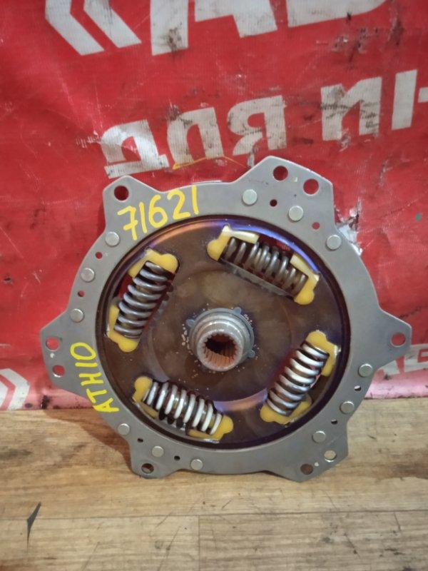 Диск сцепления Toyota Alphard ATH10W 2AZ-FXE 04.2004 31270-28010 диск демпферный.