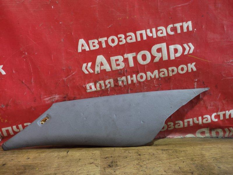 Накладка пластиковая в салон Audi A4 B6 BFB 2006 задняя правая На стойку , 8D5867246