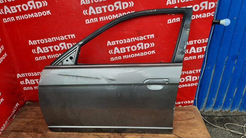 Стекло боковое Honda Civic Ferio ES3 D17A 2005 переднее левое