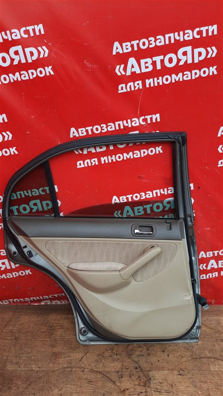 Стеклоподъемник Honda Civic Ferio ES3 D17A 2005 задний левый
