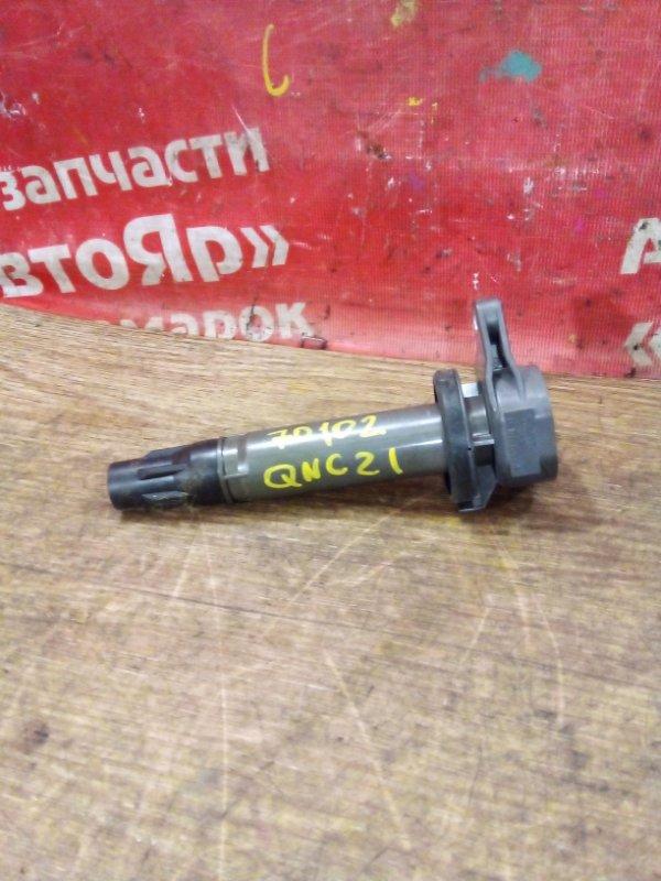 Катушка зажигания Toyota Bb QNC21 3SZ-VE 2010 19070-B1011