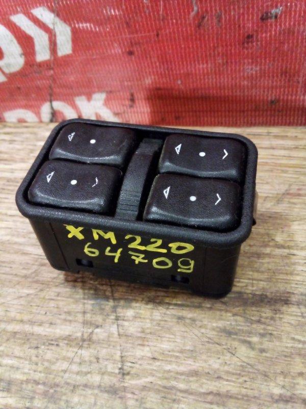 Блок управления стеклоподъемниками Subaru Traviq XM220 Z22 2002