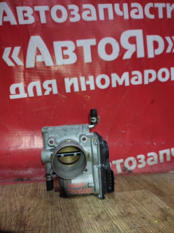 Заслонка дроссельная Mazda Axela BK5P ZY-VE 05.2006 Электро, ZJ20-13-640A
