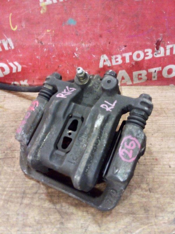 Суппорт тормозной Honda Stepwgn RK1 R20A 07.2010 задний левый