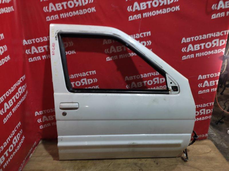 Дверь боковая Nissan Terrano Regulus JTR50 ZD30DDTI 10.1999 передняя правая Цена за голую.
