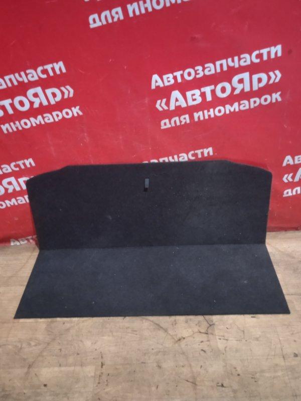 Полка багажника Mitsubishi Asx GA3W 4B10 03.2011 Нижняя часть.