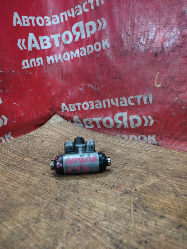 Рабочий тормозной цилиндр Honda Partner EY8 D16A 2001 задний правый
