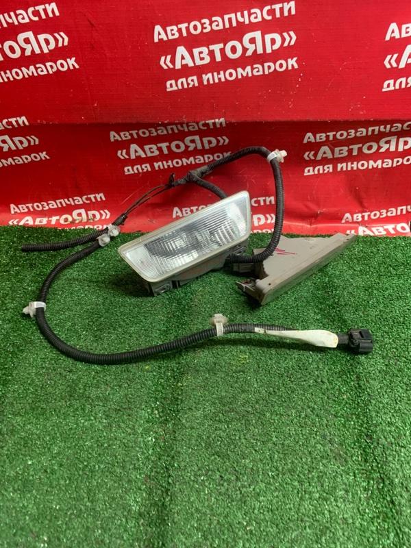 Катафот в бампер Nissan X-Trail TNT31 QR25DE 10.2007 задний Фонарь заднего хода, комплект. 132-63929