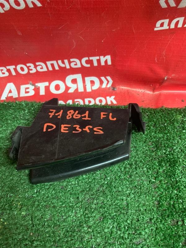 Кронштейн бампера Mazda Demio DE3FS ZJ-VE 2008 передний левый D651-500K