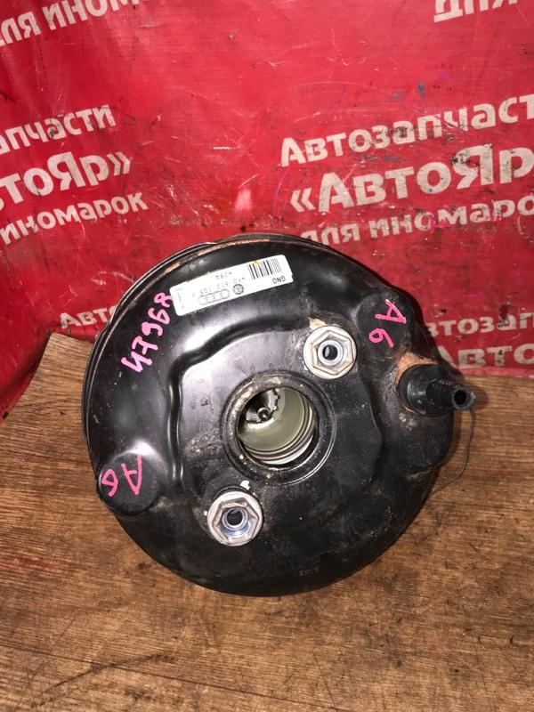 Вакуумник Audi A6 4F2 AUK 2005 4F0612105. отдельно ГТЦ