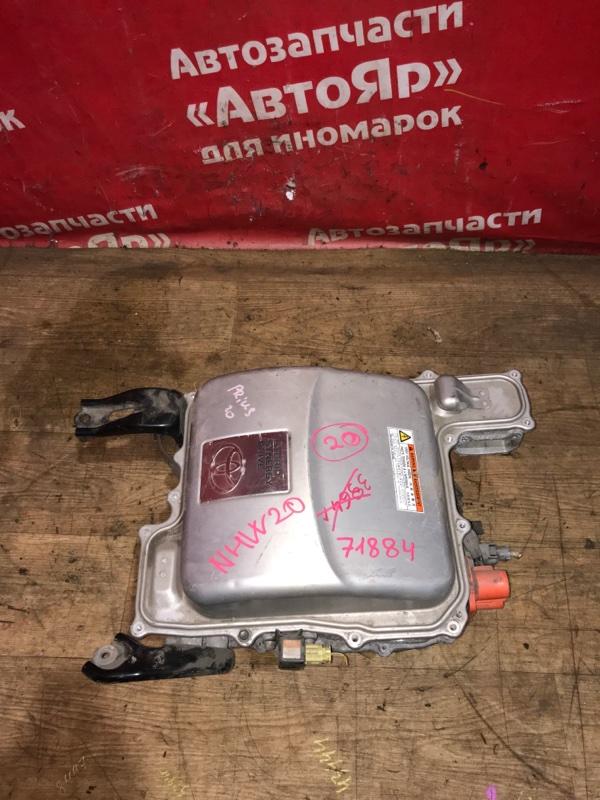 Инвертор Toyota Prius NHW20 1NZ-FXE 2006 G9022-47020 / G9022-47030, без бочка.