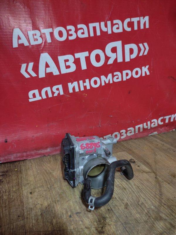 Заслонка дроссельная Subaru Forester SH5 EJ20 03.2008 16112AA230. ТУРБО.