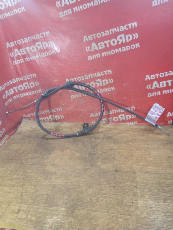 Тросик ручника Mitsubishi Asx GA3W 4B10 03.2011 задний левый