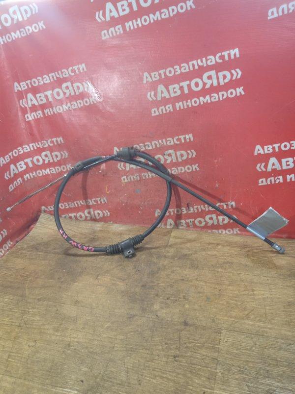 Тросик ручника Mitsubishi Asx GA3W 4B10 03.2011 задний правый