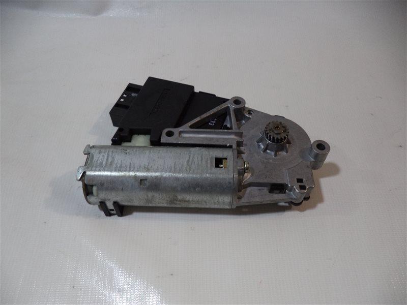 Мотор люка Bmw E39