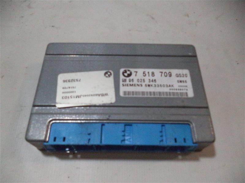 Блок управления акпп Bmw 318Ci E46 N42 2003