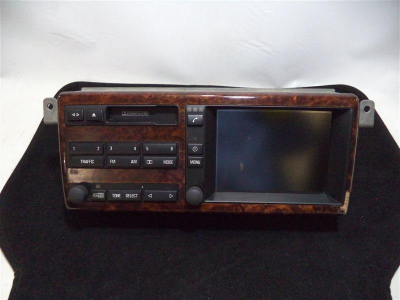 Монитор Bmw 528I E39 M52 1996