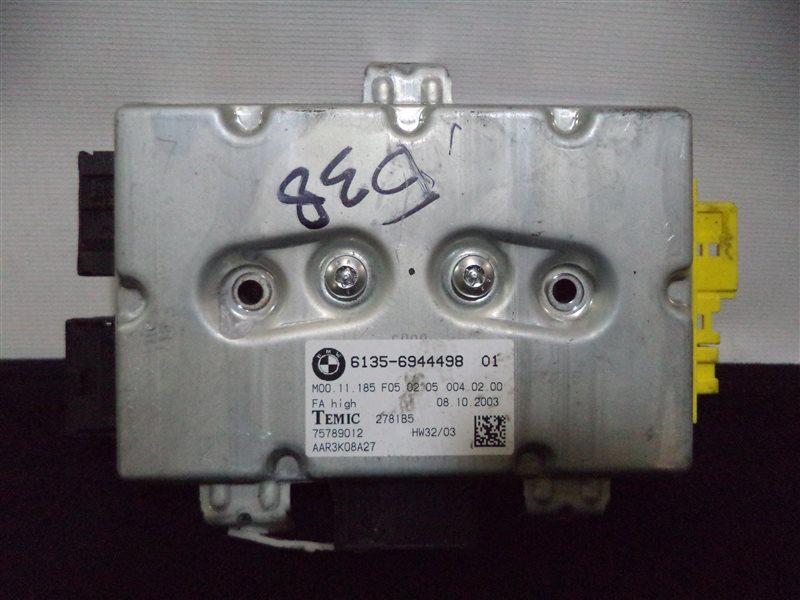 Блок управления дверьми Bmw 525I E60 M54 2004
