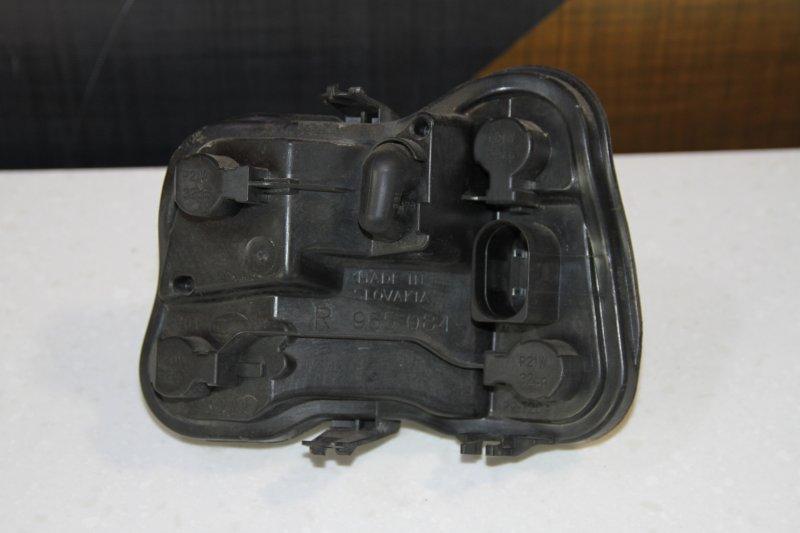 Плата фонаря Audi A4 B7 ALT 2006 задняя правая