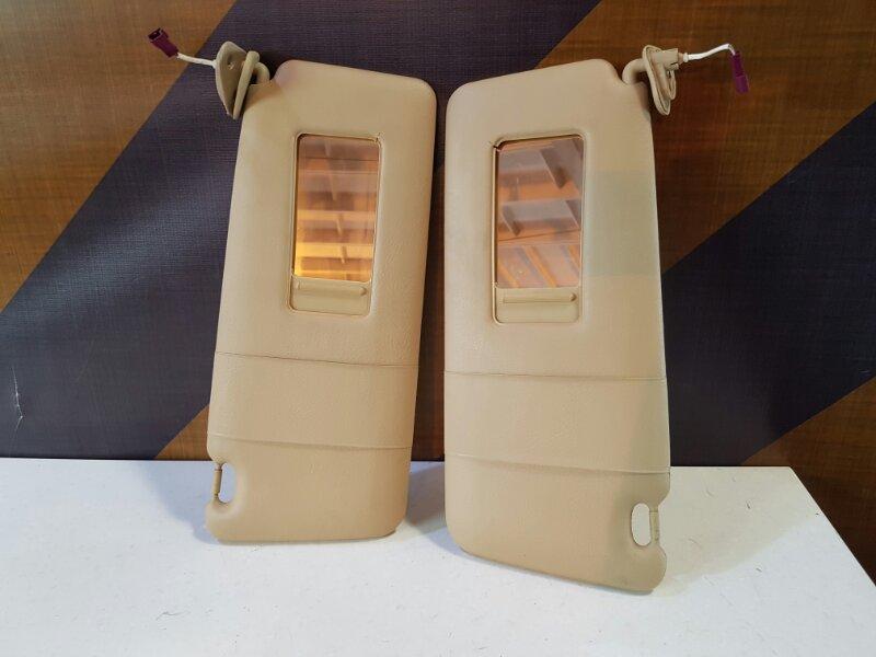 Козырек солнцезащитный Bmw 525I E39 TOURING M54 2003