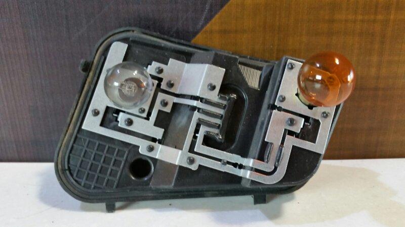 Плата фонаря Volkswagen Touareg 7L BMV 2003 задняя правая