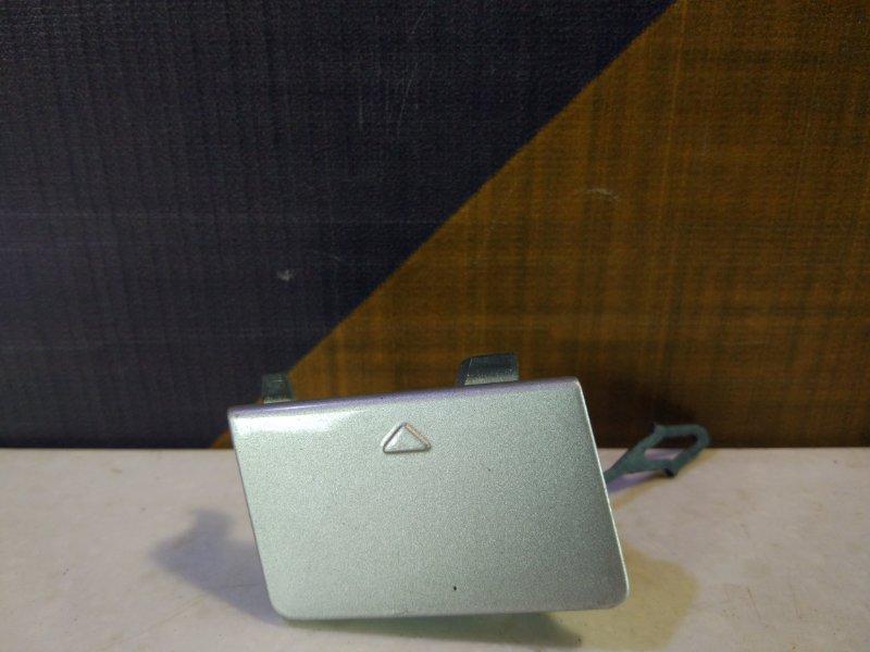 Заглушка бампера Bmw 118I E87 N46B20 2005 передняя