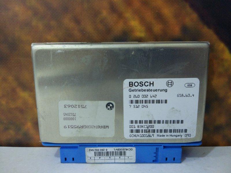 Блок управления акпп Bmw 525I E39 M54 2001