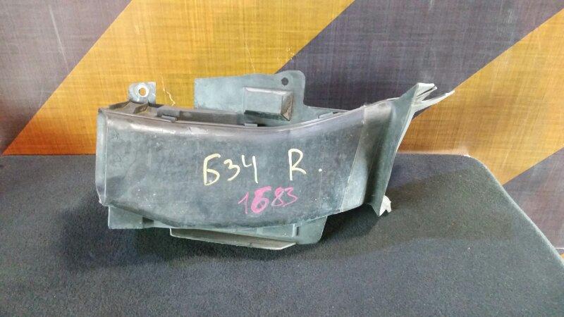 Воздуховод охлаждения тормозов Bmw 318Ci E46 N42 2003 правый