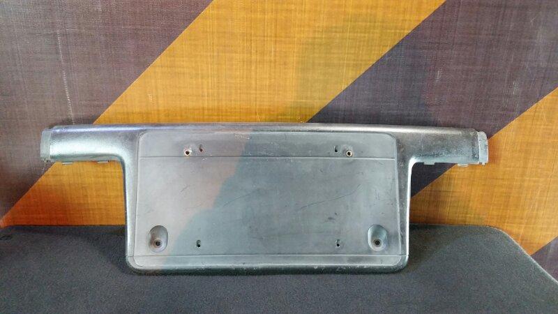 Молдинг бампера Bmw 318I E46 M43 1999 передний