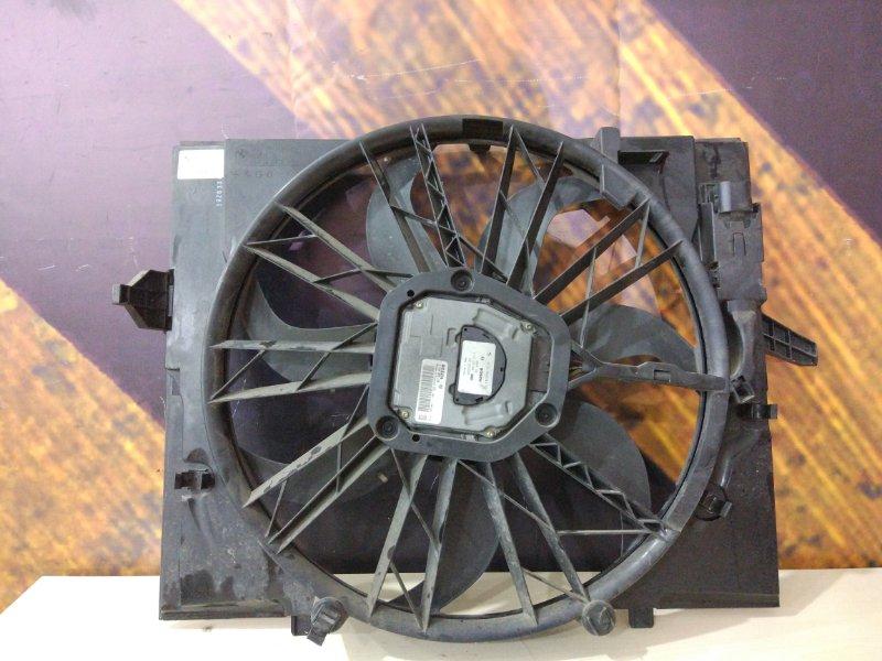 Вентилятор радиатора Bmw 525I E60 M54 2004