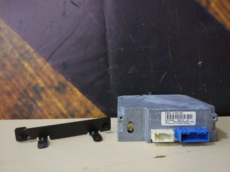 Видеоблок Bmw 525I E60 M54 2004