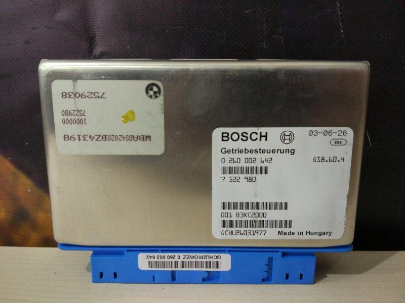 Блок управления акпп Bmw 525I E39 TOURING M54 2003