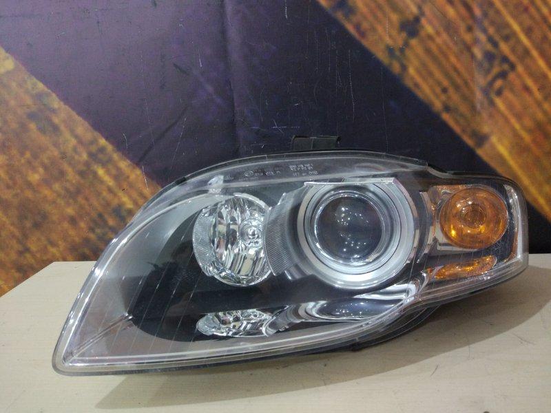 Фара Audi A4 B7 BGB 2005 передняя левая
