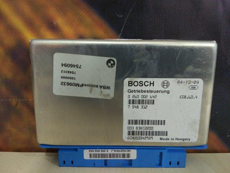 Блок управления акпп Bmw 330Ci E46 M54 2005
