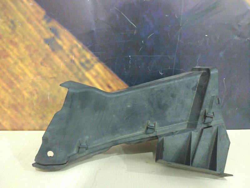 Воздуховод охлаждения тормозов Bmw X5 E53 M54 2005 передний правый