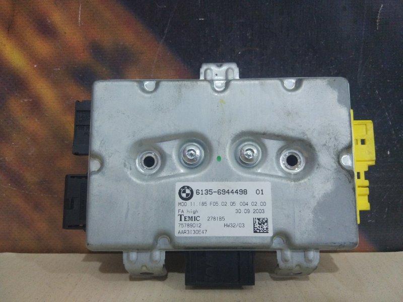 Блок управления дверьми Bmw 525I E60 M54 2003