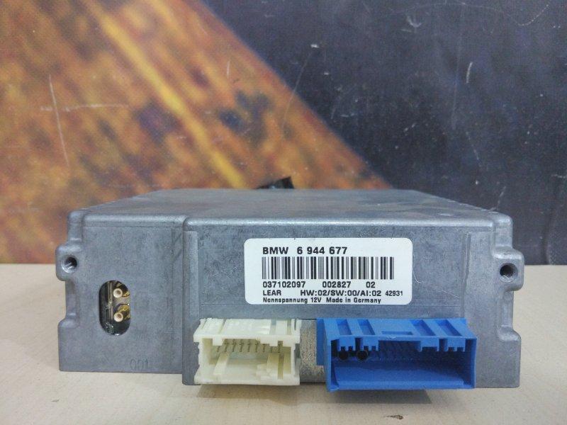 Видеоблок Bmw 525I E60 M54 2003
