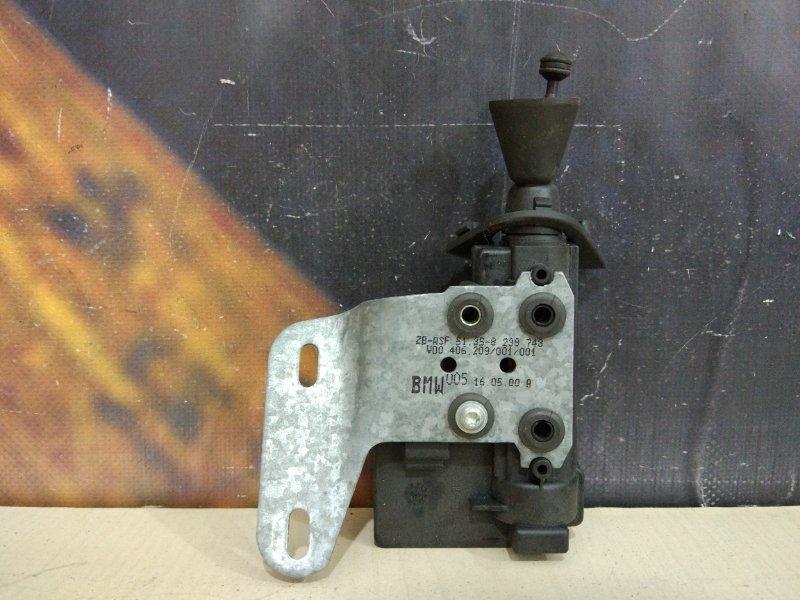 Привод поворотного стекла Bmw 330Ci E46 M54 2000 левый