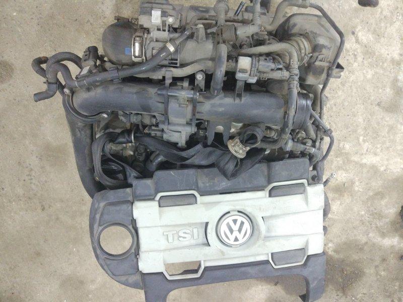 Двигатель Volkswagen Golf MK5 BLG 1 2008