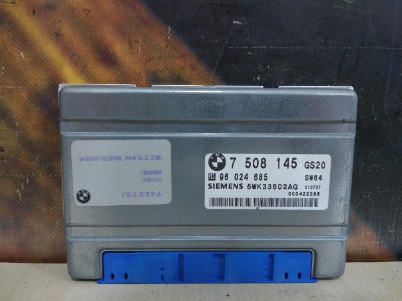 Блок управления акпп Bmw X5 E53 M54 2002