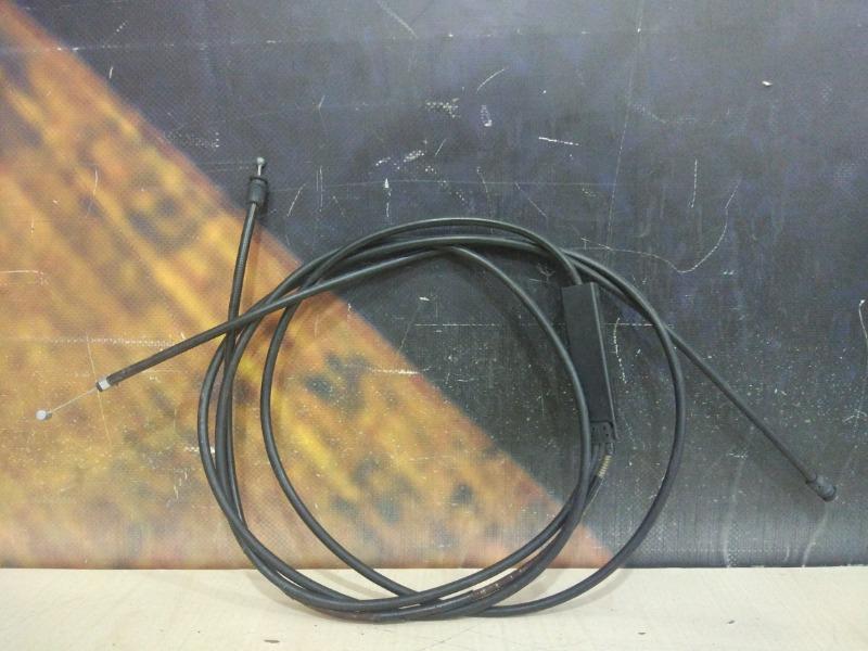 Трос капота Bmw 530I E61 N52 2006