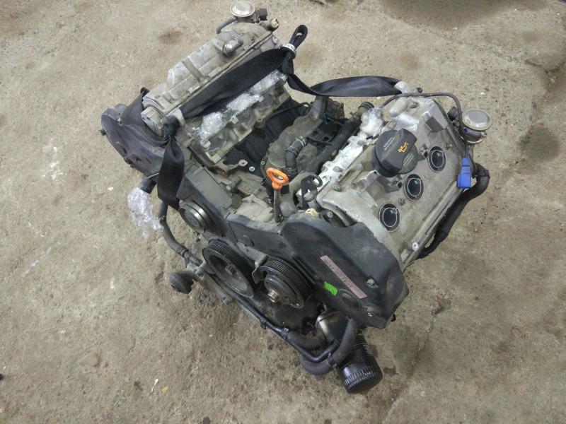 Двигатель Audi Allroad C5 BES 2004