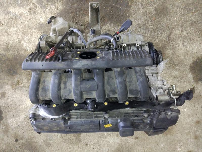 Двигатель Bmw 528I E39 M52 1997